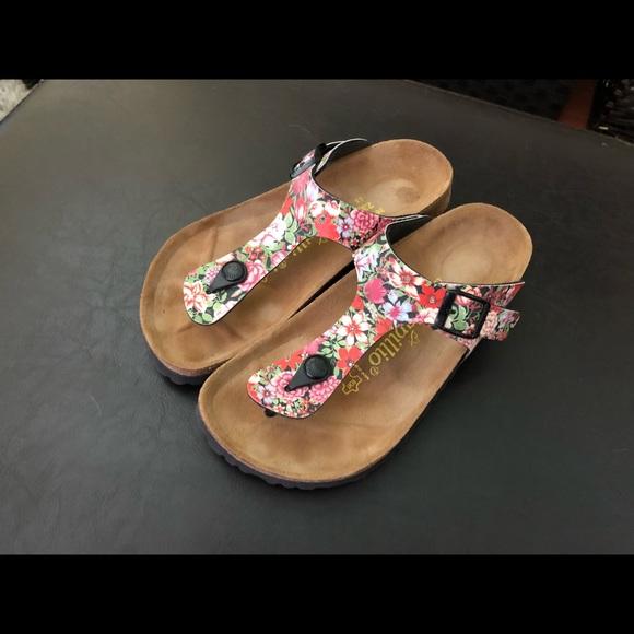 8c2d44bf8837 Birkenstock Shoes - Papillio by Birkenstock 230 L5 Sandals 36